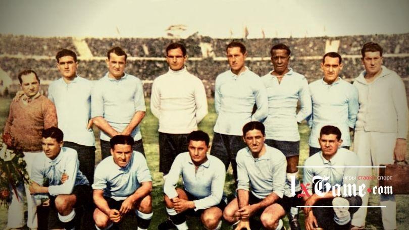 Чемпионат мира по футболу 1930