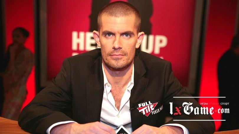 Гас (Гус) Хансен (Gustav Hansen) - Великолепный датчанин, обладатель 4 титулов Мирового тура покера