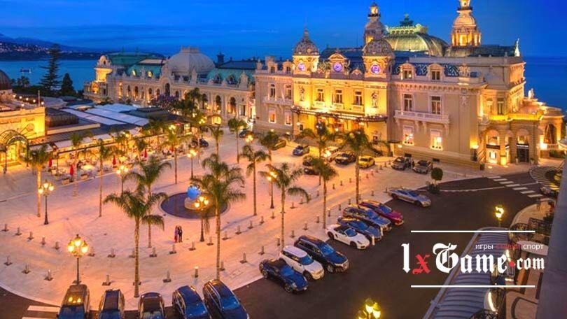 Казино Монте-Карло (Casino de Monte-Carlo) - элитарный игорный дом в Монако