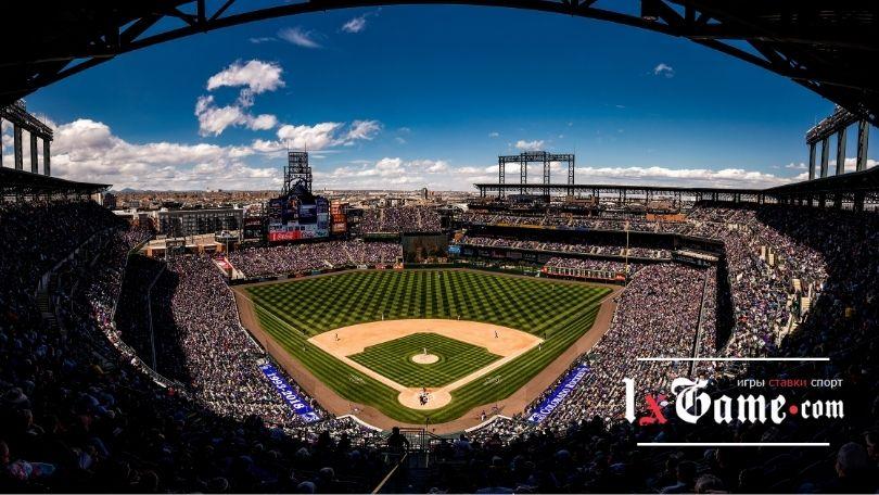 Курс-Филд (Coors Field) - домашний стадион Колорадо Рокиз