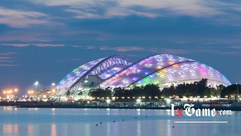 Фишт (Fisht Olympic Stadium) - олимпийский стадион в Сочи
