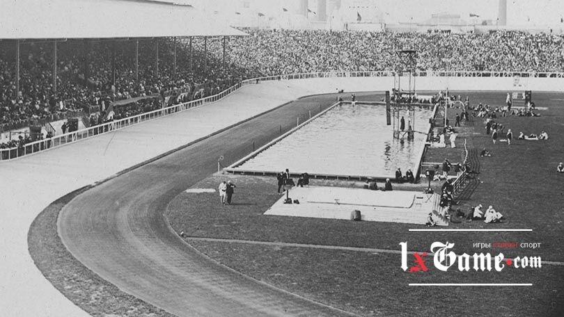 Летние Олимпийские игры 1908 в Лондоне - первый максимум спортсменов