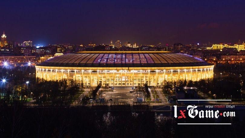 Лужники (Luzhniki Stadium) - футбольный стадион в Москве, один из самых вместительных в Европе и мире