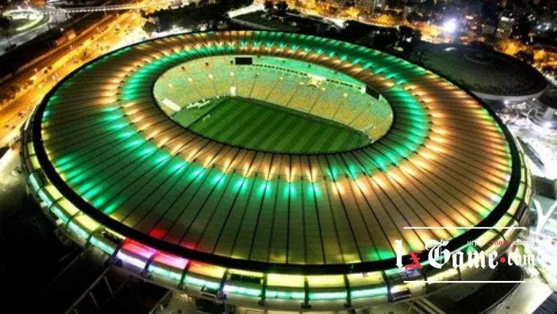 Стадион Маракана (Maracana Stadium) - стадион сборной Бразилии