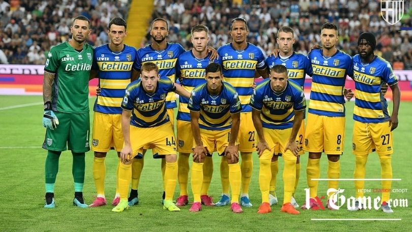 Парма - Parma Calcio 1913