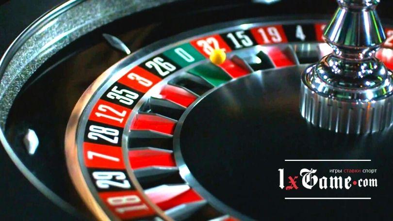 Рулетка - самая популярная азартная игра в казино