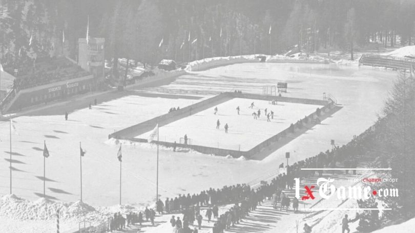 Санкт-Мориц 1928 - Зимние Олимпийские игры