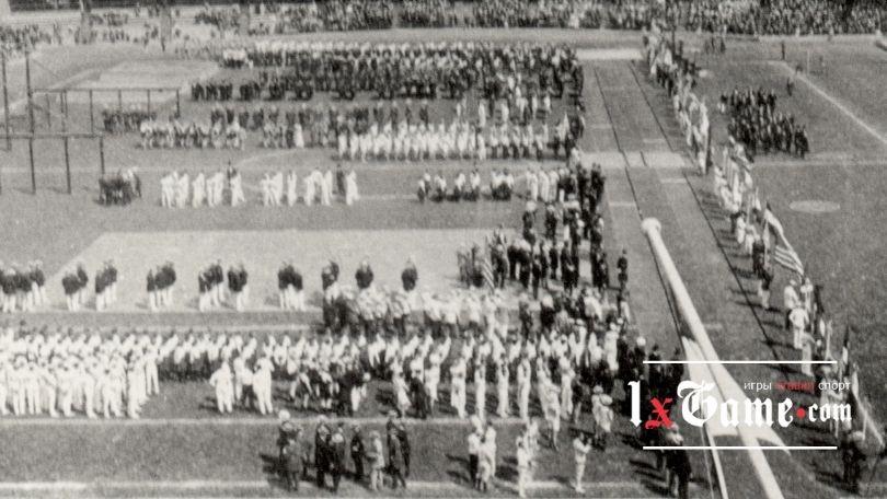 Стокгольм 1912 - Летние Олимпийские игры