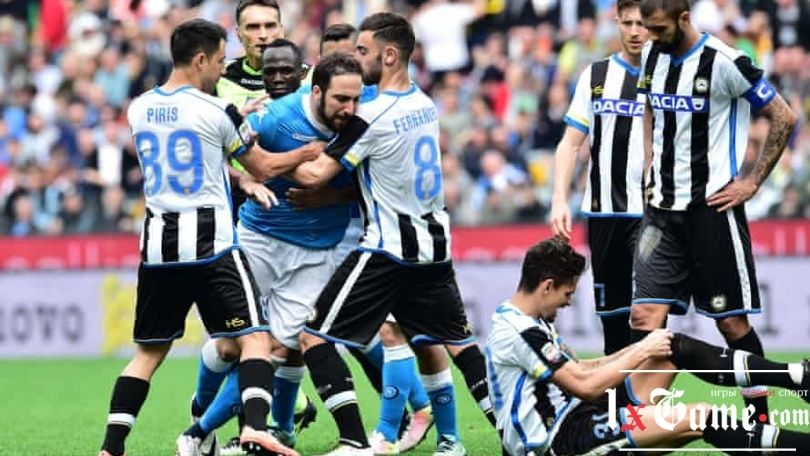Удинезе - Udinese Football Club