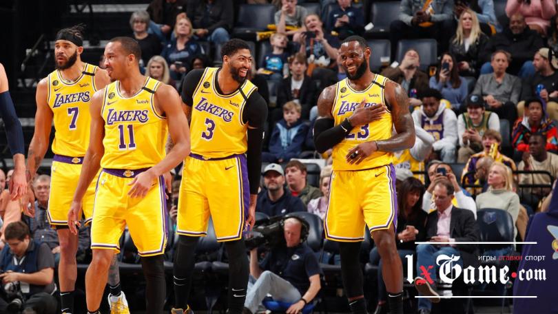 Los Angeles Lakers1