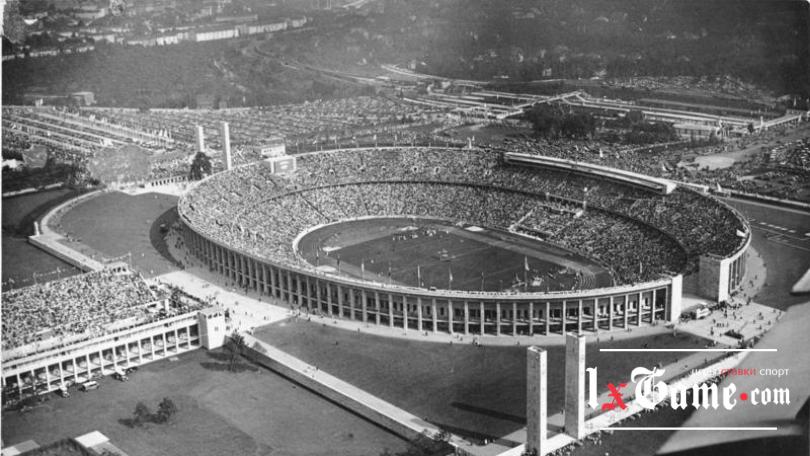 Олимпийские игры 1936